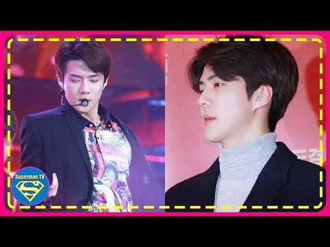 EXO Sehun Danced To 'Love Shot' At His Voluntary Work He Did Again This Year At A Children Welfare