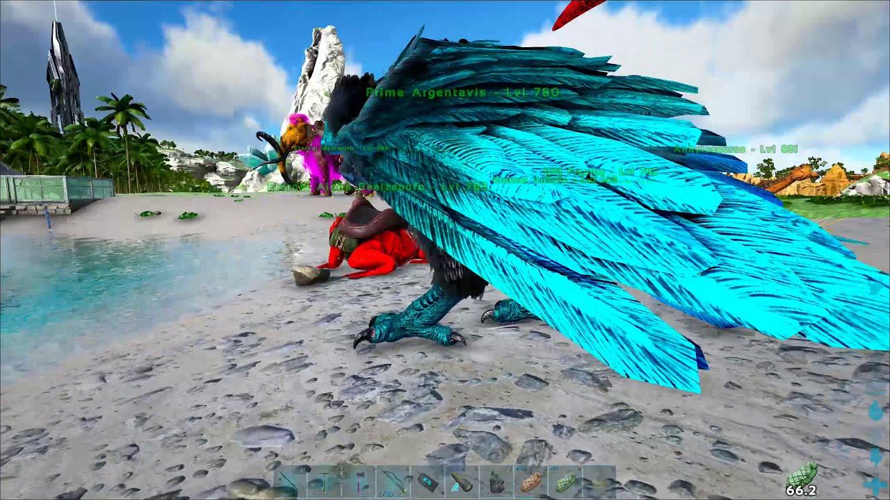 Prime Argentavis! :: Modded Ark: Eternal Isles :: E11  Xbcrafted 30:12 HD