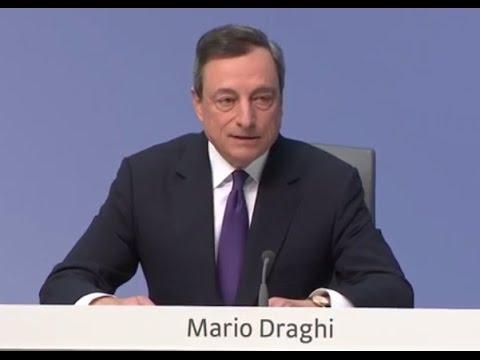ECB Press Conference - 15 April 2015