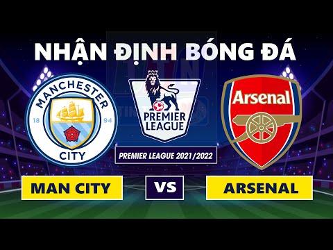 Nhận định, soi kèo Manchester City VS Arsenal   Ngoại Hạng Anh 2021
