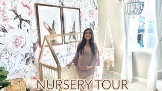 OFFICIAL Baby GIRL NURSERY TOUR 2020