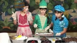 Koki Cilik Kamis, 15 Desember 2011   Masak Kue Trans Dekade Zahwa Shina