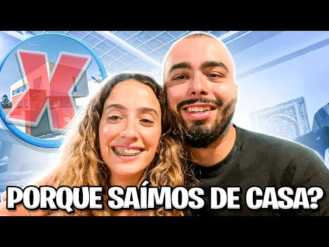 PORQUE SAÍMOS DA CASA?! Q&A
