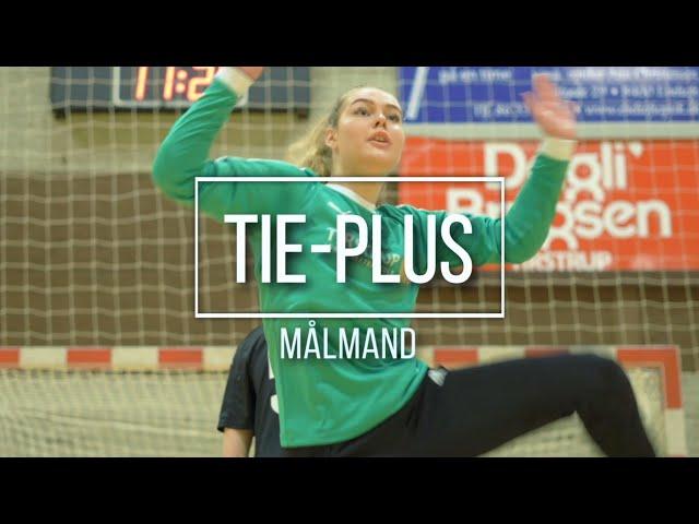 TIE-plus håndboldmålmand
