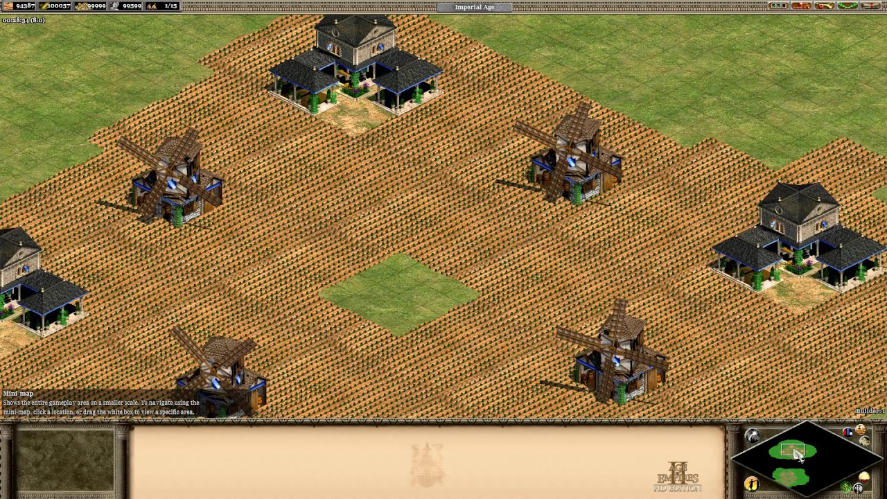 Age of empires 2 hd town center hotkey | Town Center (Age of Empires