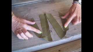 мастер класс плетения маскировочных сеток Кати Виниченко. плетение
