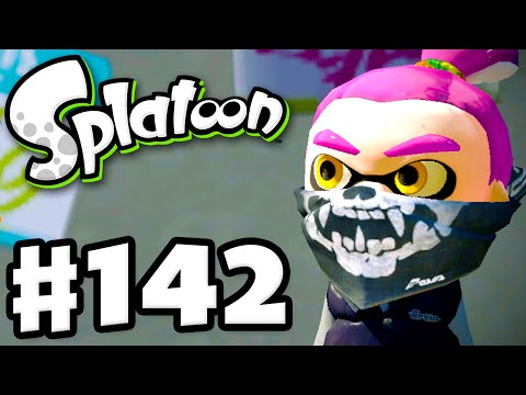 Splatoon - Gameplay Walkthrough Part 142 - New Gear! (Ninten