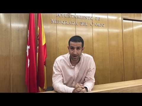 El Gobierno socialista de Mejorada del Campo consigue un superávit de 1,8 millones de euros