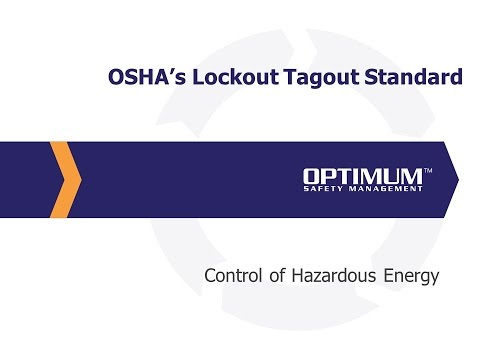 Why Lock-Out, Tag-Out Is Vitally Important #LOTO #WorkplaceSafety