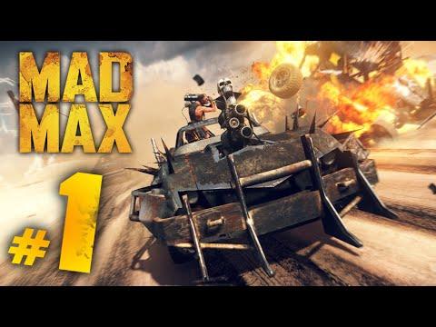 Mad Max: Gameplay Walkthrough Part 1 - FURY ROAD - 1080p PS4 poster