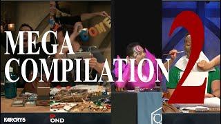 Sam's Sponsor Ads MEGA COMPILATION 2!!! [Campaign 2, Part 1] (Critical Role)