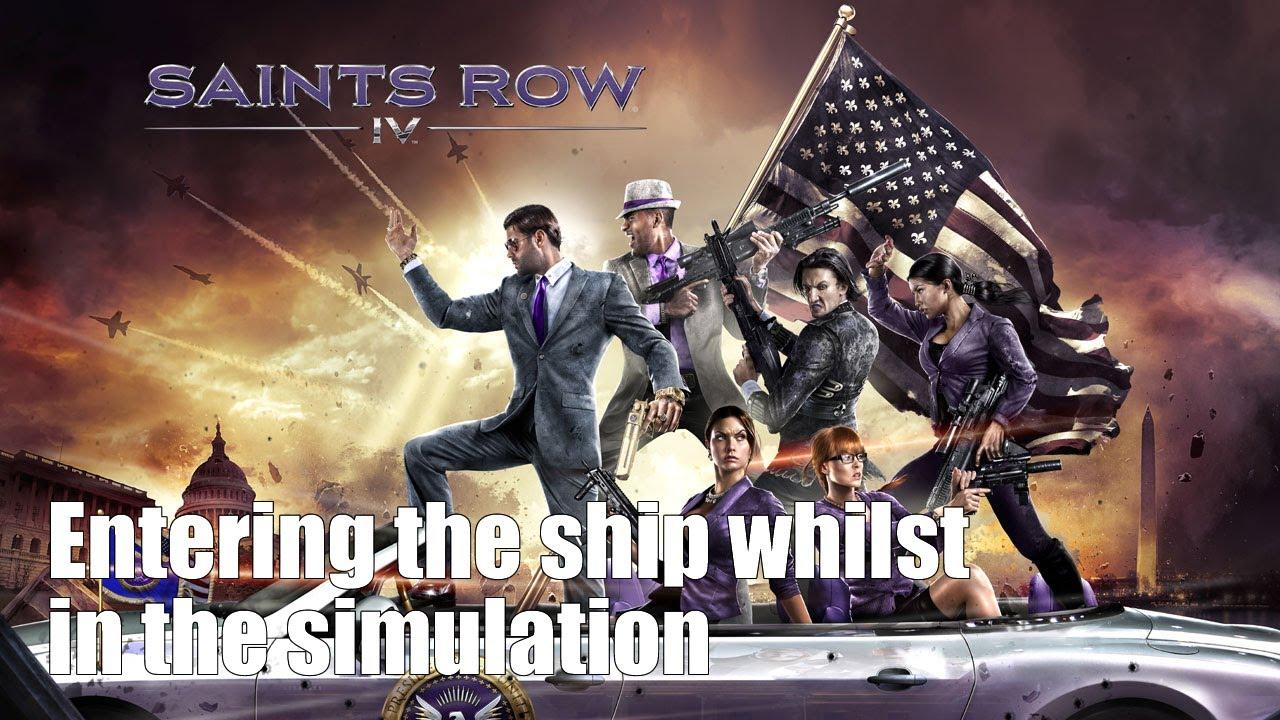 Saints Row 4 Glitches - YouTube