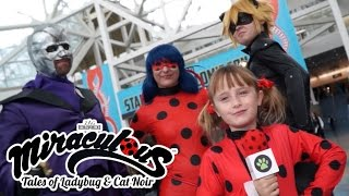 Miraculous Ladybug - Lindalee Visits Comic Con