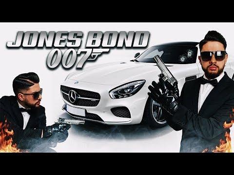 JONES BOND 007 ⎮ Younes Jones