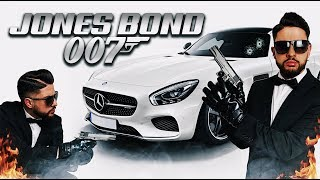 JONES BOND 007 ⎮ Younes Jones