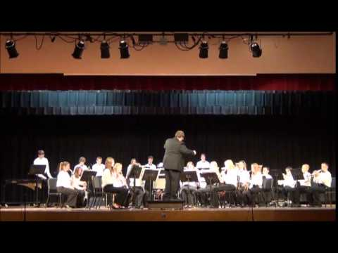 Harbor Beach Middle School Concert Band 2014