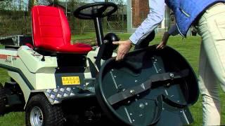 Der Cramer TOURNO pick-up 4WD
