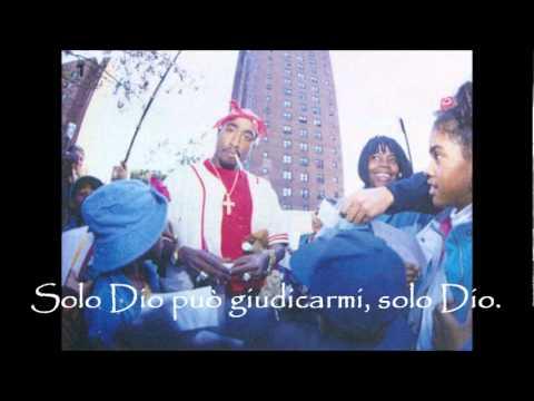 Only God Can Judge Me - Tupac (Sub ita & lyrics)