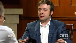 Lies! Derek Waters Calls Foul on Jake Johnson's Drunk History Claims | Larry King Now | Ora.TV