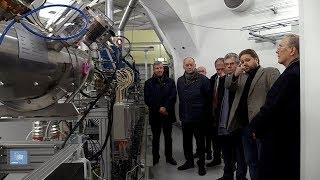 Наблюдательный совет по мега-проекту NICA  оценил темп работ на коллайдерном комплексе