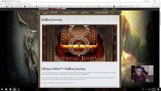 Ultima Online. (A Guide To Endless Journey With Banter And Thoughts)