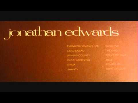 Jonathan Edwards ~ Jonathan Edwards, HQ LP [SD 862]
