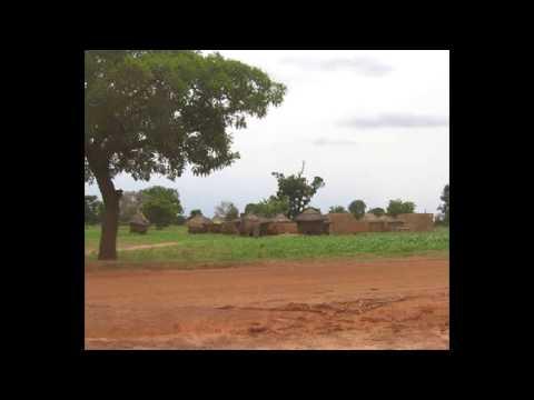 Burkina Faso beaux paysages - hôtels hébergement voyage voile