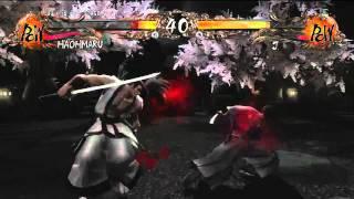 Quick Look: Samurai Shodown SEN (Video Game Video Review)