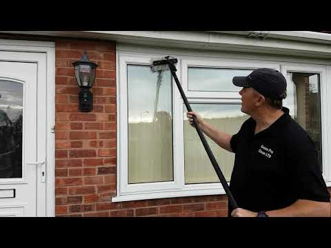 WFP window cleaning - Maintenance Cleans