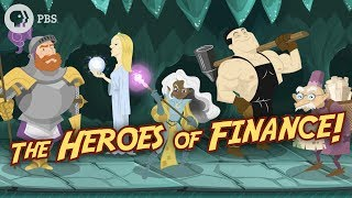 The Financial Heroes Who Will Join Your Quest!