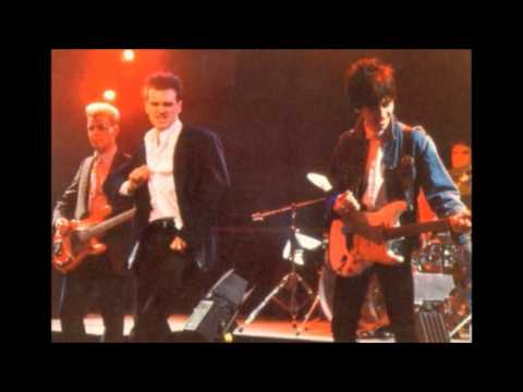 the smiths - live - 1 oct. 1985 - eden court theatre, inverness