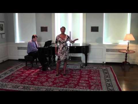 Meroë  Adeeb, Soprano: Quando m'en vo -La Boheme