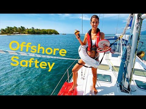 Atlantic Ocean Crossing Preparations: offshore Safety Equipment Ep. 47