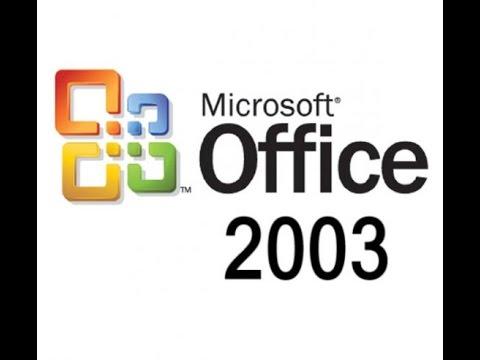 تحميل مايكروسوفت اوفيس 2003 ويندوز 7
