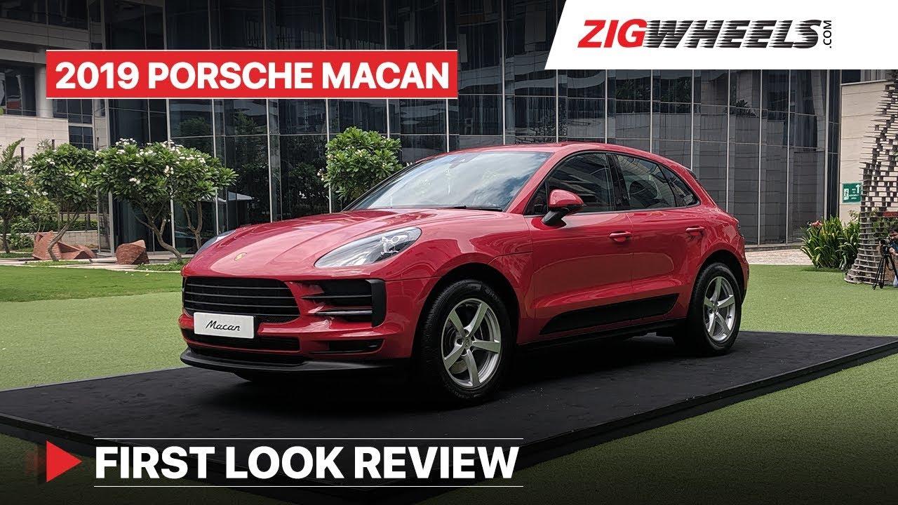 Porsche Macan India Launch