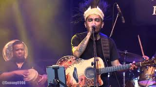 Glenn Fredly - Lembah Baliem ~ Good Morning Papua ~ Timur @ JJF 2018 [HD]