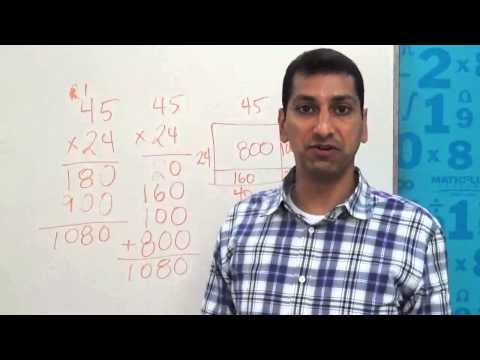 Why is Math different now? by Dr. Raj Shah