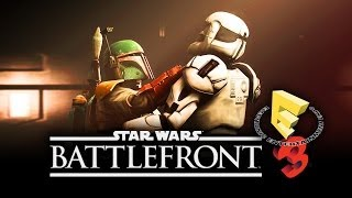 Star Wars Battlefront 3 E3 News: Gameplay Trailer INCOMING 2014! VIRTUAL REALITY Xbox One/PS4/PC