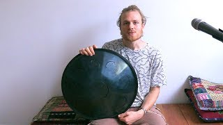RAV A Integral Demo and Review with Jerry Walsh (aka RAV Vast or RAV Drum)