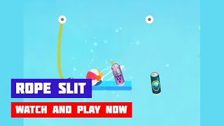 Rope Slit · Game · Gameplay