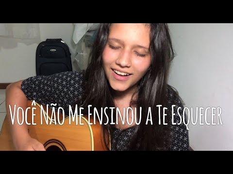 Você Não Me ensinou a Te Esquecer - Fernando Mendes  Beatriz Marques cover