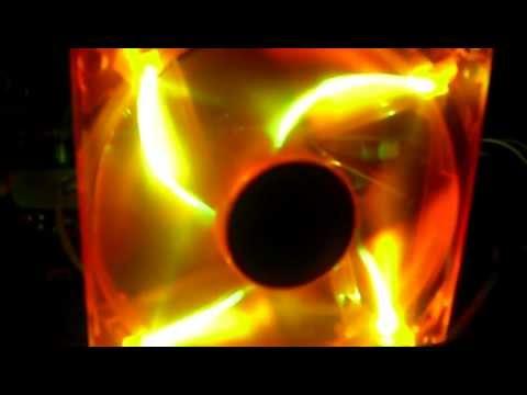 Охлаждение Видеокарты - Видео