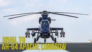 China's Z-19E Attack Helicopter Rival to AH-64 Apache Longbow