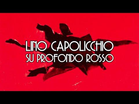 Lino Capolicchio su Profondo Rosso