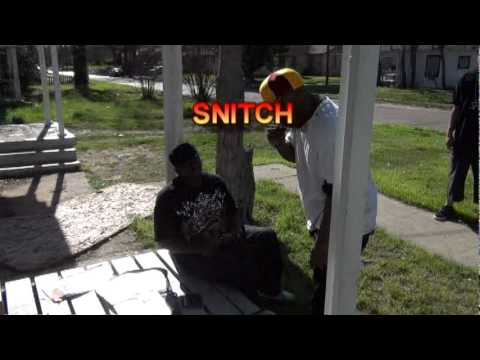 Tell EVERYBODY (Stop Snitchin') - Byron LOVE Luv with Richard Prince