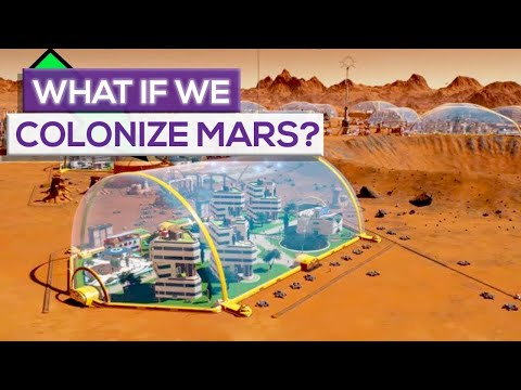 What If We Try And Colonize Mars?