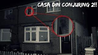 Am fost la casa din CONJURING 2!!