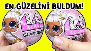 En Güzel LOL Sürpriz Glam Glitter Bebeğini Buldum! | Zep