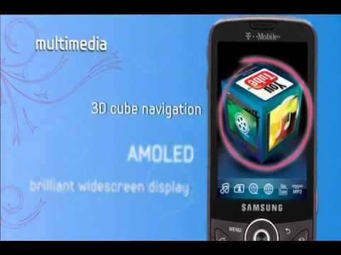 Samsung Behold II Smartphone