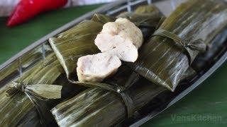 How to make Cha Hue, Gio Song, Mu Yor (Vietnamese Hue style ham)